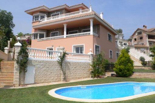 Villa en Málaga