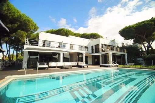 Villa en Marbella Cabopino