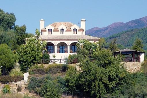 Villa en Marbella El Madroñal