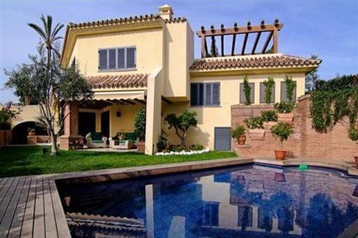 Villa en Puerto Banus