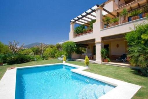 Apartamento de lujo con piscina privada en...