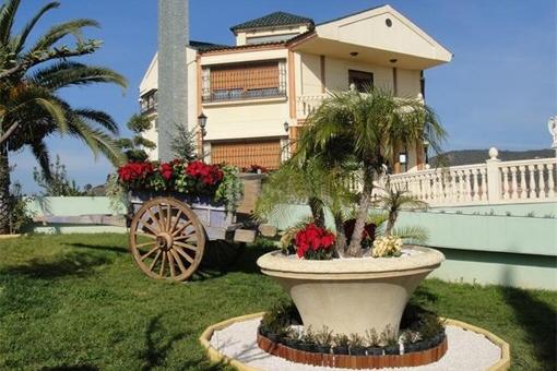 Villa en Alpujarra Almeriense