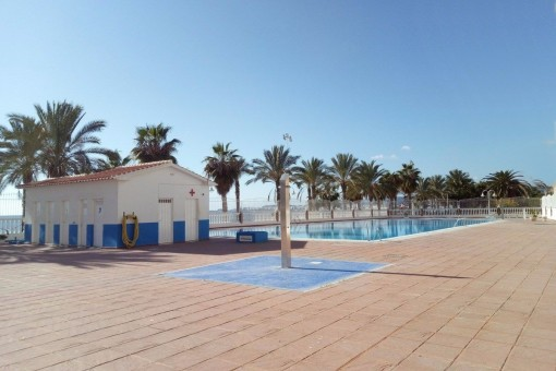 Lovely apartment in first class location on...