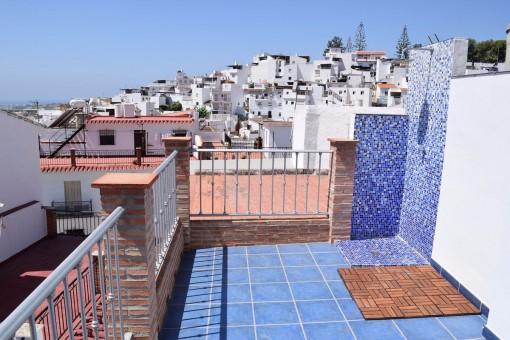 Modern townhouse near the beach in Algarrobo,Málaga