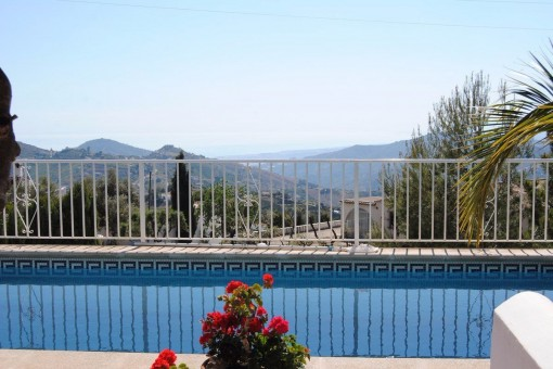 Villa en Cómpeta