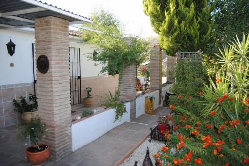 Villa en Sedella