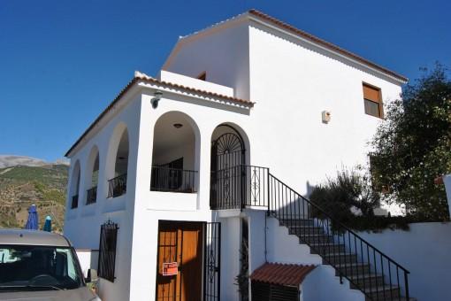 Villa in Canillas de Albaida para vender
