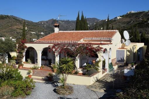 Villa en Torrox