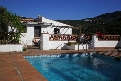 Finca in Frigiliana