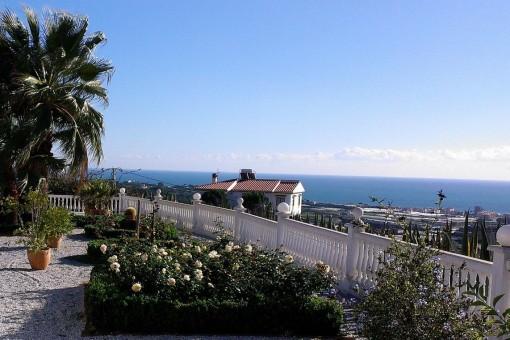 Villa en Algarrobo
