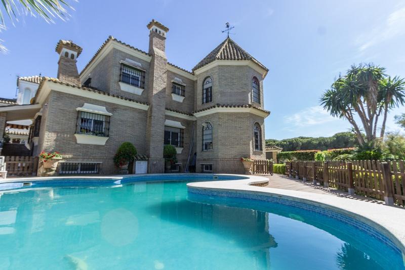 Villa en Chiclana de la Frontera