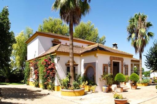 Villa en Carmona
