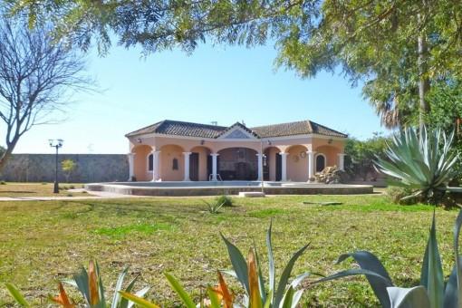 Villa moderna y de lujo en Santiscal, cerca de Arcos de la Frontera