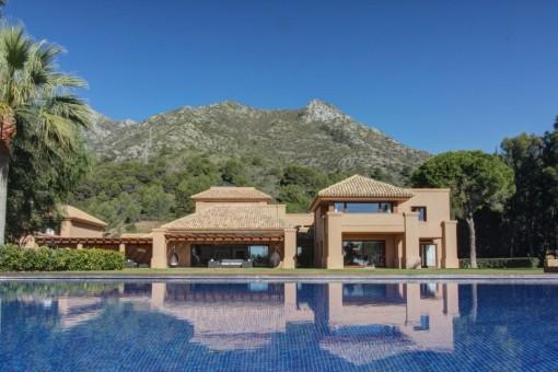 Villa in Marbella Sierra Blanca