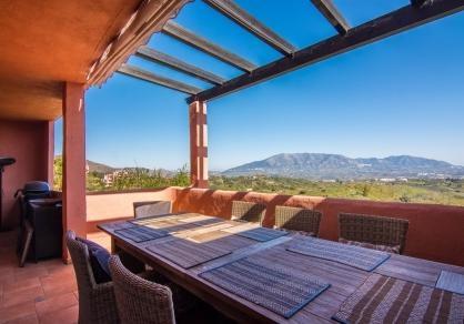 Luxury Penthouse frontline Golf in La Mairena,...