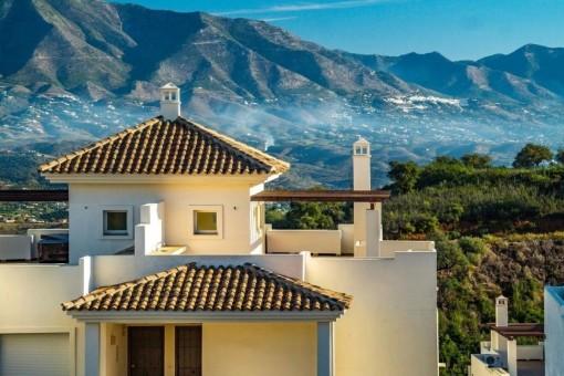 Increíble apartamento en un hermoso paisaje natural cerca de Marbella