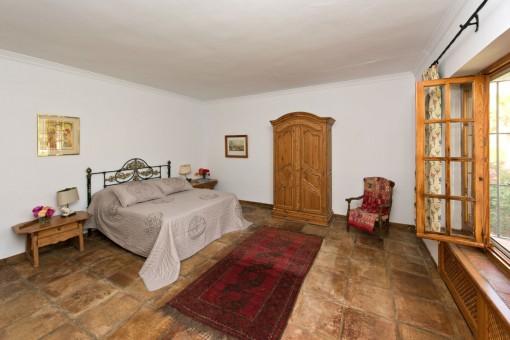 Otro dormitorio espacioso