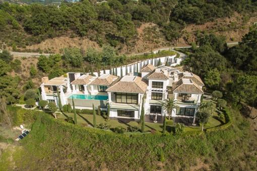 Villa in Marbella La Zagaleta