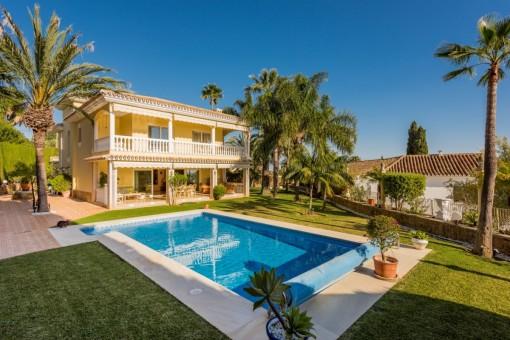 Villa in Marbella El Rosario