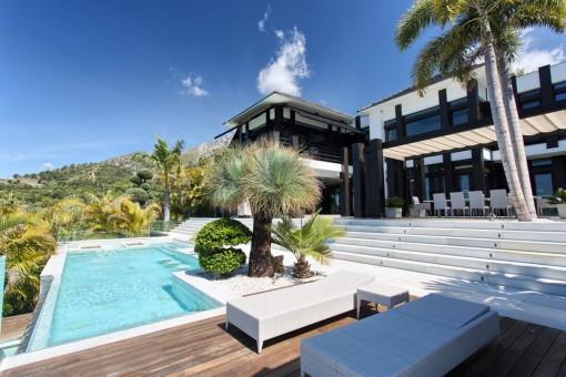 Villa en Marbella Camojan