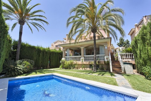 Villa en Marbella The Golden Mile