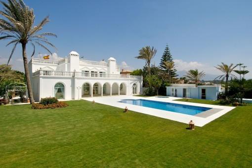 Villa en Marbella Guadalmina