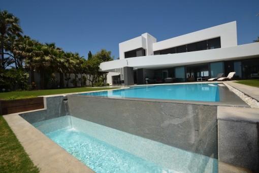 Villa en Marbella Los Monteros