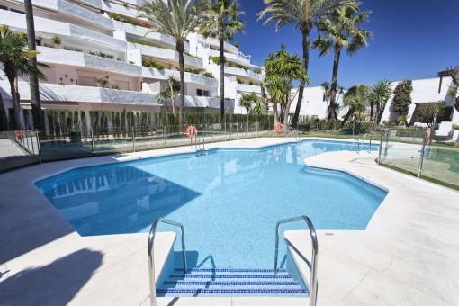 Apartamento in Marbella Nueva Andalucia