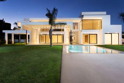 Villa in Marbella Guadalmina