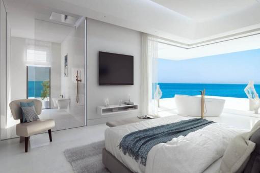 1 de 4 dormitorios
