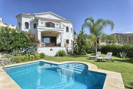 Villa en Benahavís