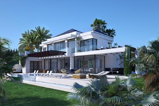 Casa in Benahavís