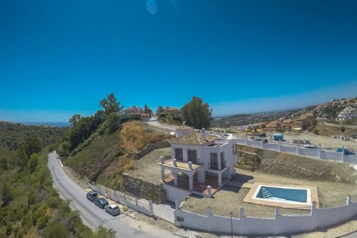 Villa en Marbella Nueva Andalucia