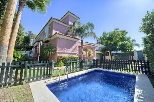 Casa en Marbella Nueva Andalucia