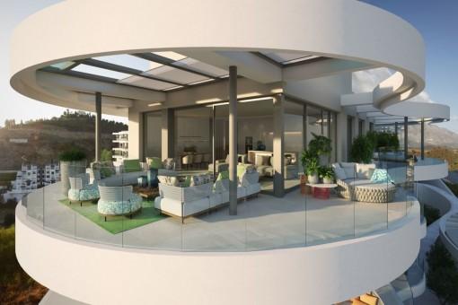 Apartamento in Benahavís
