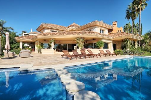 Casa in Marbella Nueva Andalucia