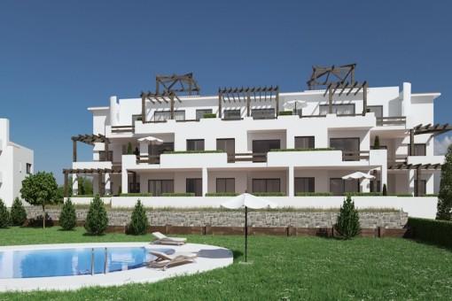 Apartamento in Casares