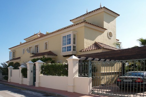 Villa in Puerto Banús