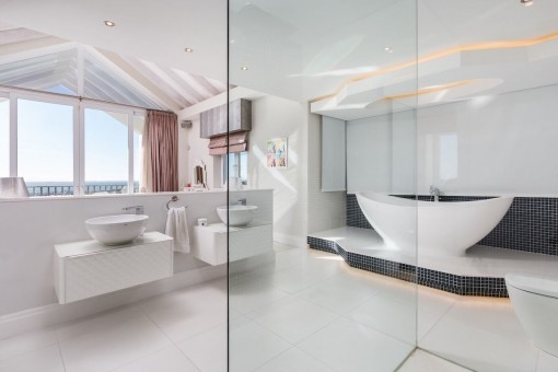 Uno de 6 baños