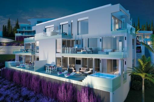 Apartamento in Mijas