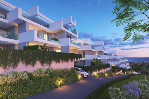Apartamento in Manilva