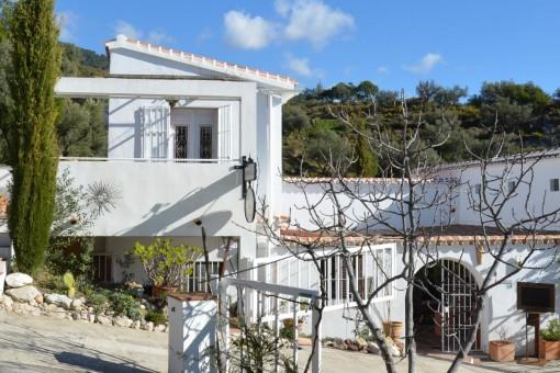 Casa in Sedella