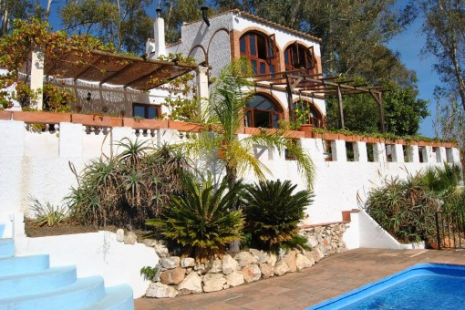 Casa in Cómpeta