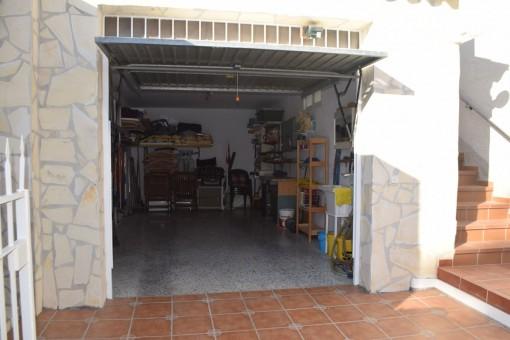 Garaje proprio