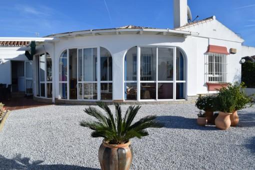 Villa in Torrox para vender