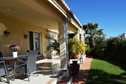 Villa in La Axarquía-Costa del Sol