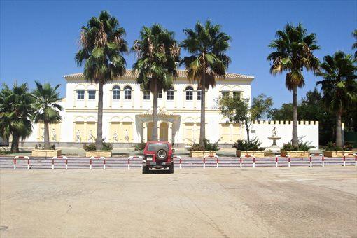 Finca-Hotel Pueblos Blancos en El Coronil